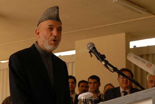 Karzai Government Holding Secret Talks With Taliban Featured