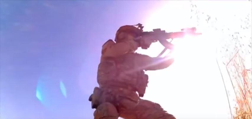 Peshmerga forces take on ISIS.
