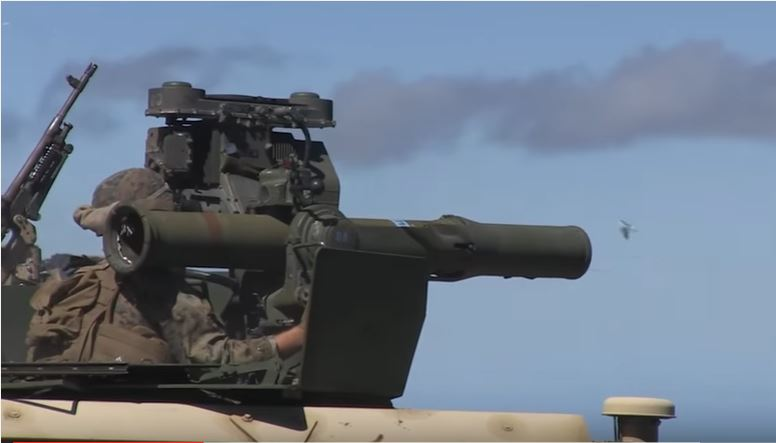 """""""Black Sheep"""" Marines Participate In Annual Combined Arms Training Exercise Lava Viper In Hawaii Featured"""