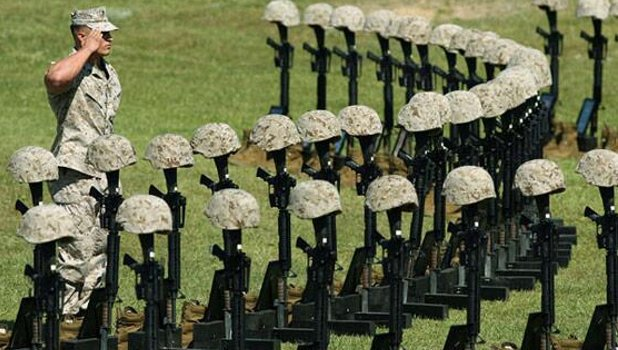 Camp Lejeune KIA Memorial Featured