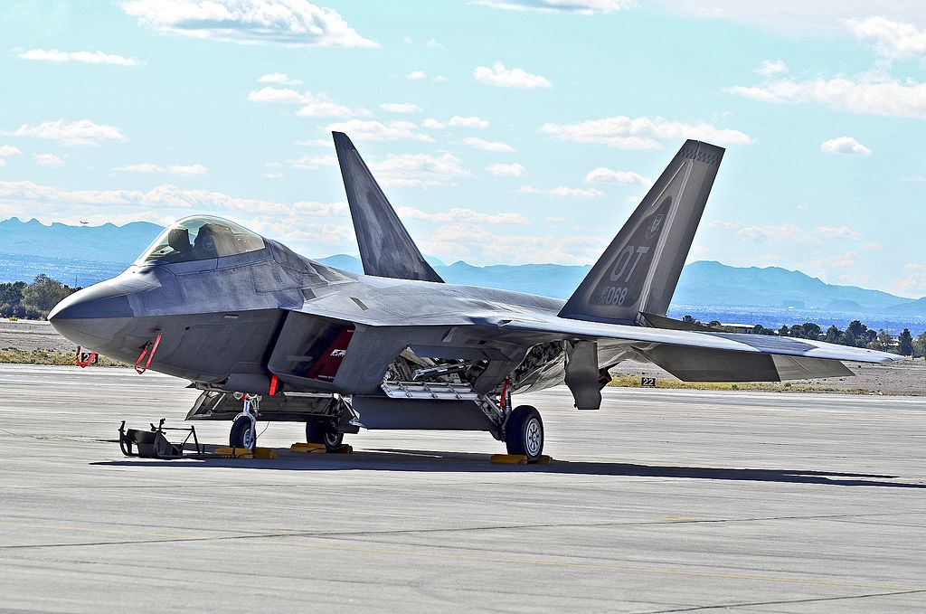 Is Lockheed building the Air Force's secret fighter?