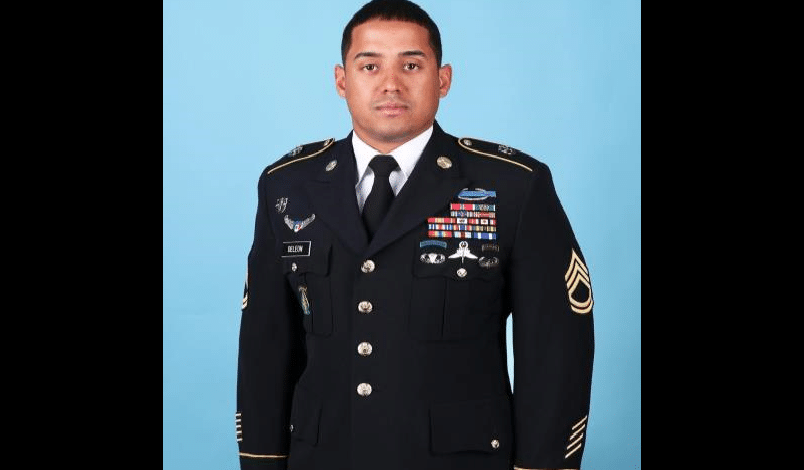 'He found a family in the Army': Foster parents recall fallen Green Beret Luis F. DeLeon-Figueroa