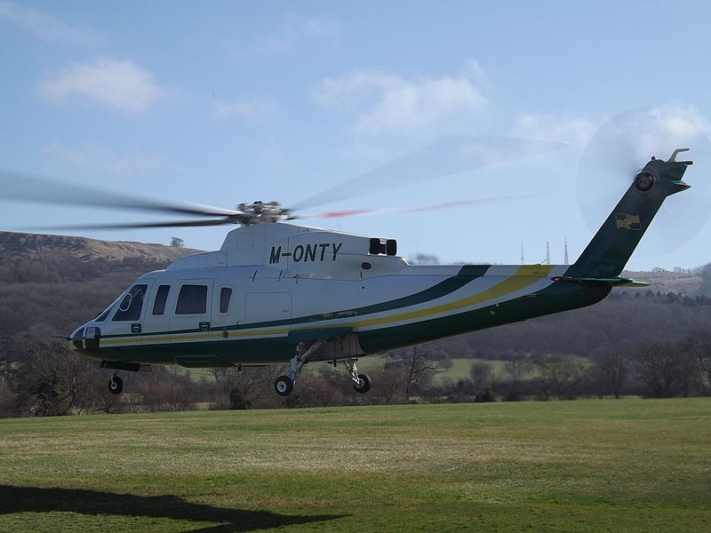 Kobe Bryant helicopter crash puts spotlight on Lockheed Martin's Sikorsky S-76B, investigations underway