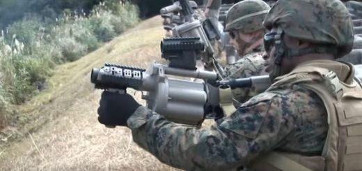 M32A1 Missile Range