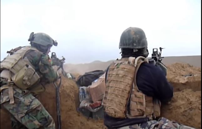 Footage Of U.S. Marine Corps Special Op Command Forces In Combat During Operations Against Taliban In Afghanistan Featured