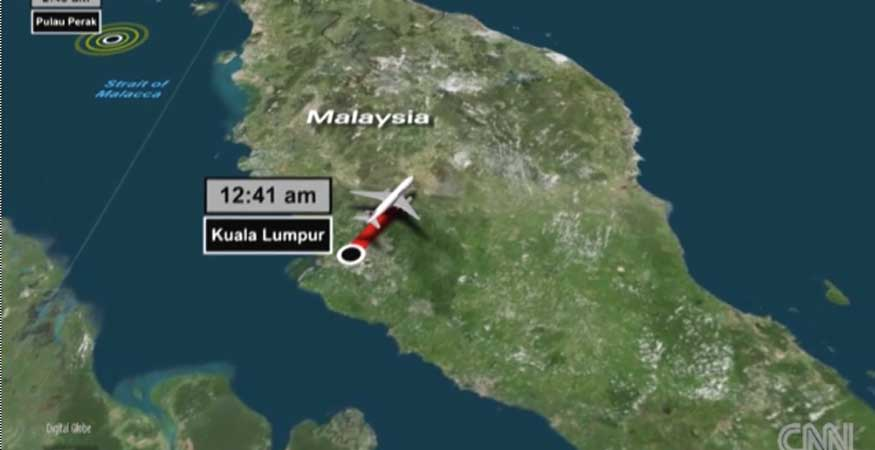 UPDATED: No Survivors On MH370 Missing Flight Featured