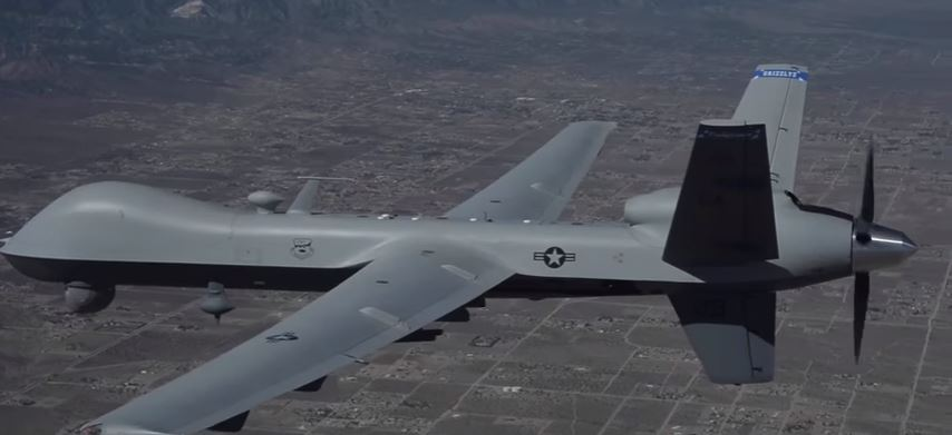 MQ 9 Reaper - The US Air Force MQ-9 Reaper has quietly become the king of deadly drones