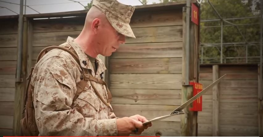 Making Marines 1 - A spotlight into one of the drill instructors responsible for transforming recruits into Marines