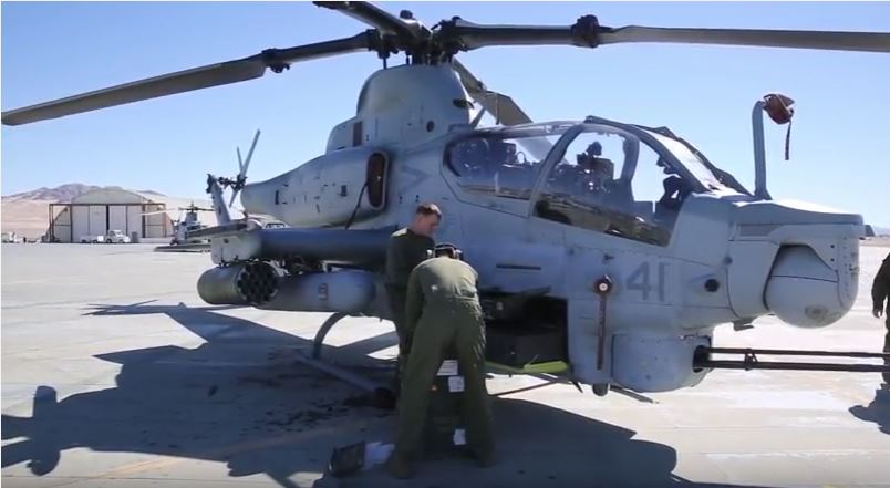 (VIDEO) U.S. Marines Prepare Ordnance For Close Air Support During Realistic Urban Training Featured