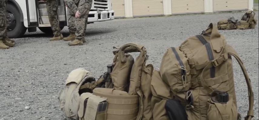 Marines Deployment - (VIDEO) Watch U.S. Marines Corps Security Force Regiment Hone Their Marksmanship