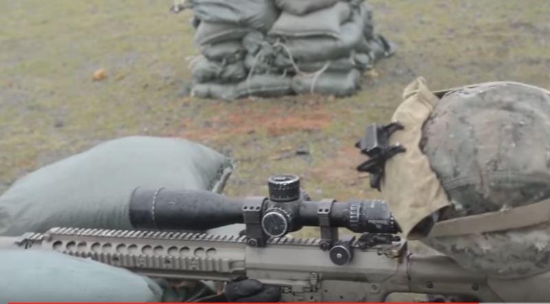 Marines In Markmanship Training - (VIDEO) Watch U.S. Marines Corps Security Force Regiment Hone Their Marksmanship