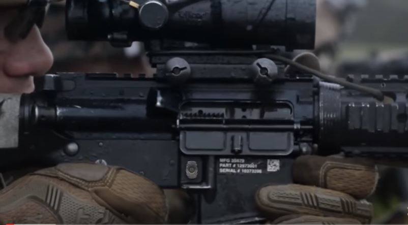 Marines In Training - (VIDEO) Watch U.S. Marines Corps Security Force Regiment Hone Their Marksmanship