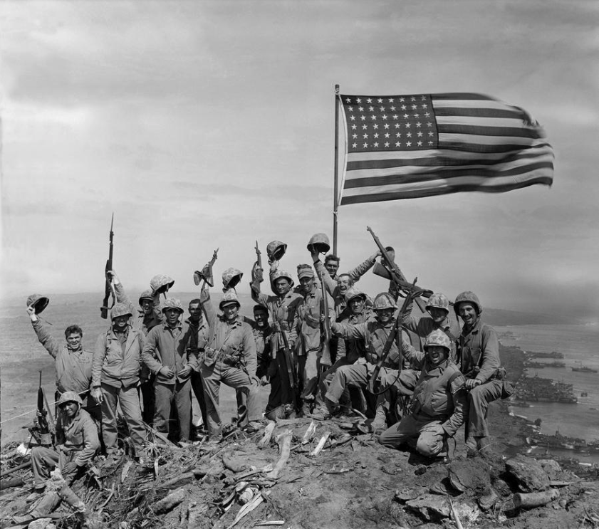 Here's the inspiring video the Marines made for Iwo Jima's 75th anniversary