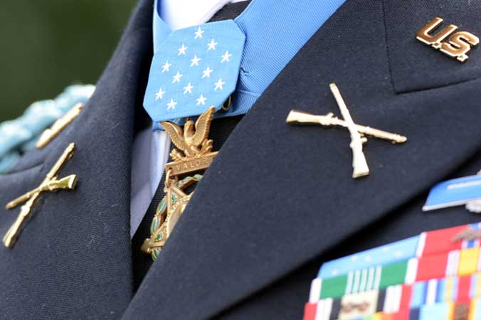 Twenty-Four American Heroes Receive Medal Of Honor Featured