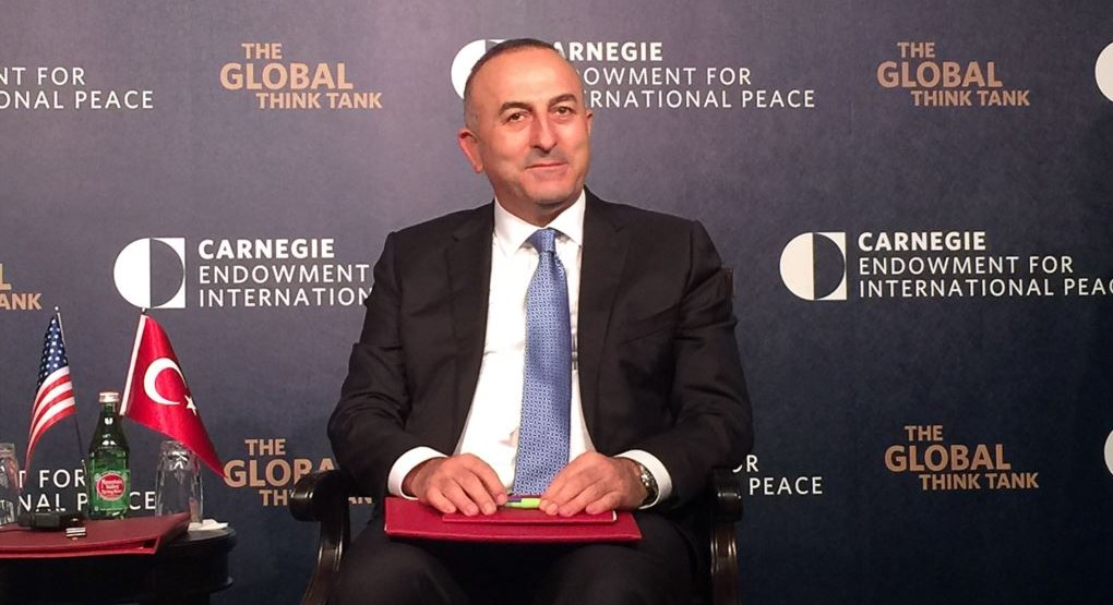 Turkish FM Calls Out U.S. State Department On Conflicting Statements Regarding YPG Featured