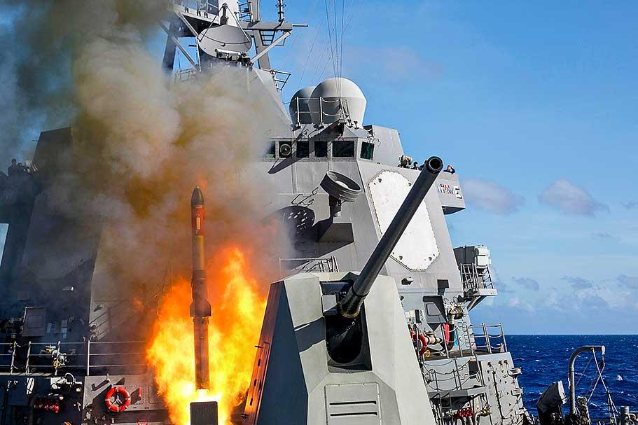 U.S. Navy Prepares For North Korea Attack Featured