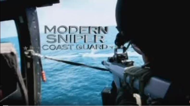 Watch This Great Video About Modern Day Snipers Working With The U.S. Coast Guard Featured