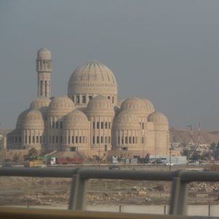 Mosul Grand Mosque 320x320 - What ISIS loses and leaves behind in Mosul
