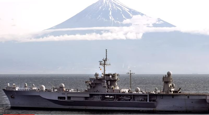 Mount Fuji - A look at the impressive power & capabilities amassed under the US Navy Seventh Fleet to take on North Korean threat