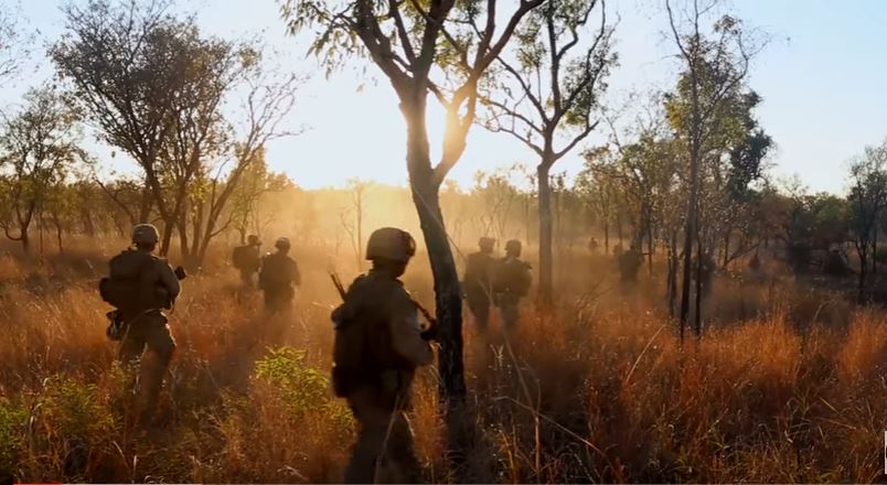 Watch U.S. Marines, Aussies & French Armed Forces Wrap Up Koolendong 2016 With Live Fire Drills Featured
