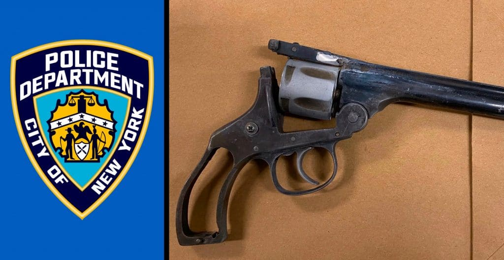 NYPD posts picture of 'very dangerous' hammerless revolver – thousands chime in