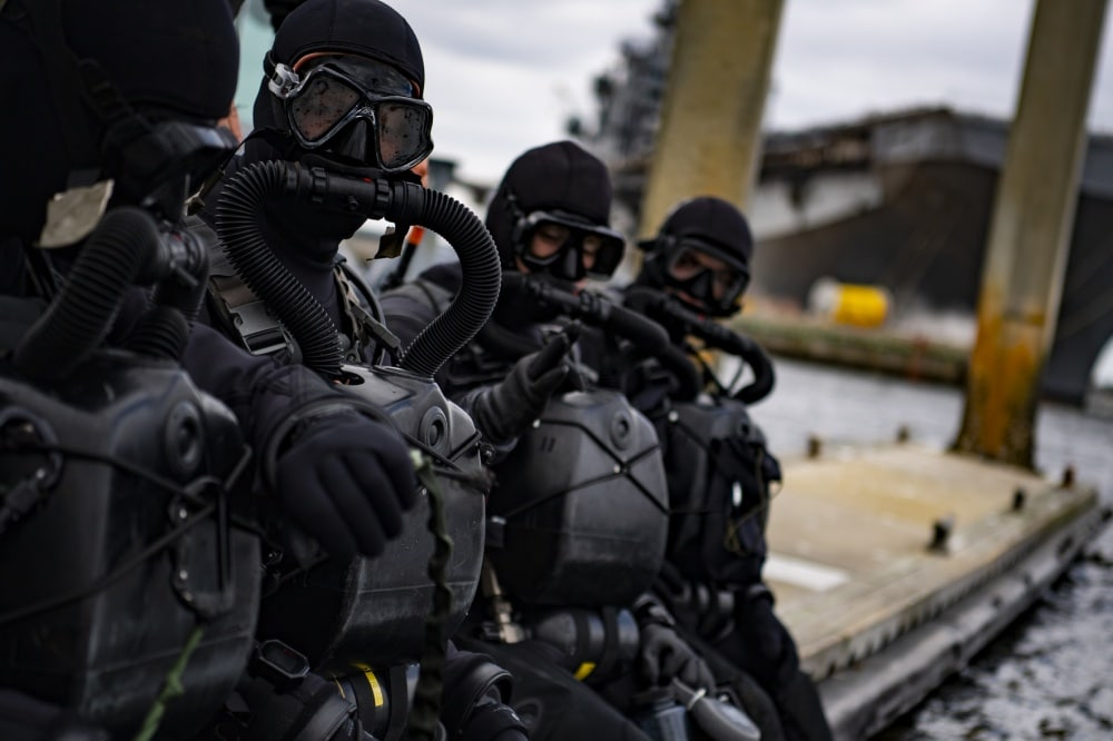 Navy SEALs change official ethos to be gender neutral, remove 'brotherhood' and more