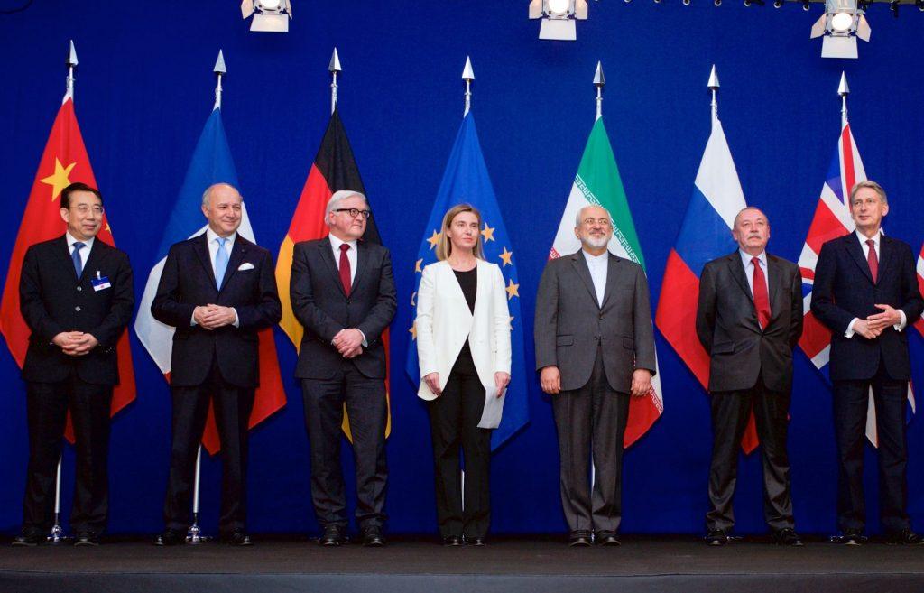 World powers urge Iran to reverse atomic deal violations