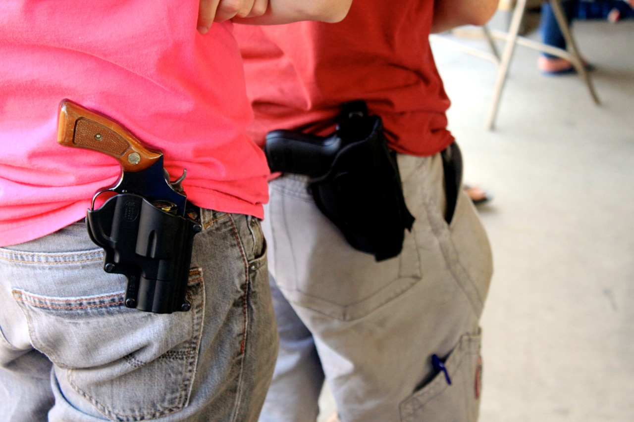 Concealed Carry Permit Applications Hit New Records Under Obama: 1.73M+ In 2015 Alone Featured