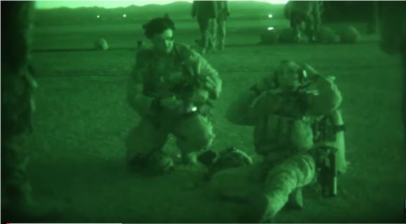 (VIDEO) U.S. Marines With Recon, Ordnance, Aviation & Infantry Units Conduct Realistic Urban Training Featured