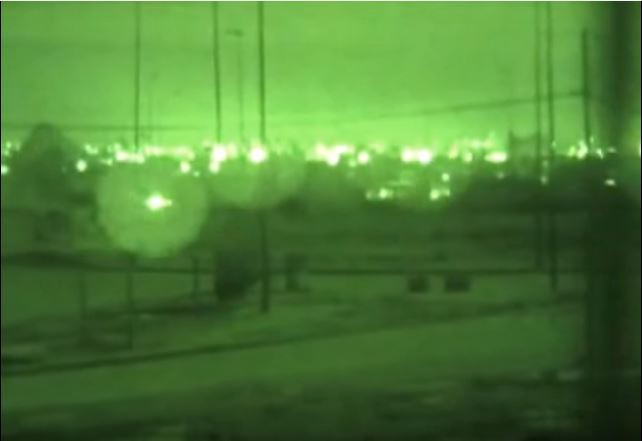 Night Vision Pounding