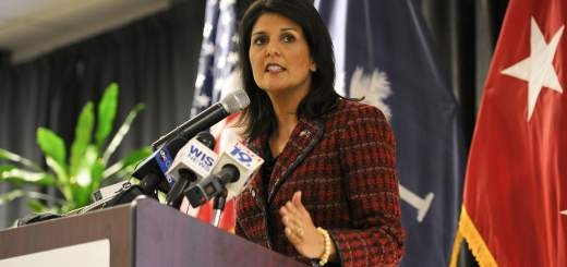 Nikki Haley 520x245 - Nikki Haley evacuated from South Sudan amid hundreds of protestors turned violent