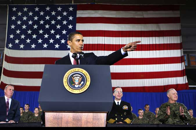 Obama Bypasses Congress To Give Legal Status To Military Families Featured
