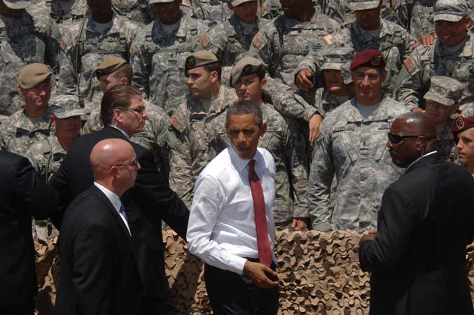 Obama with Troops 2