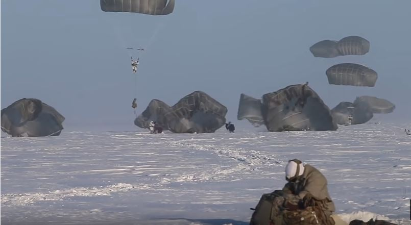Image result for Watch The U.S. Army Spartan Brigade Conduct Airborne Operations Spartan Pegasus