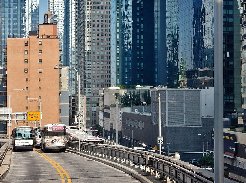 this is the major nyc hub where a terrorist bomb exploded monday morning american news