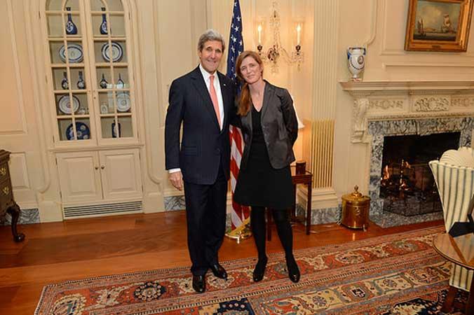 Putin's Henchmen Take A Swing At US Ambassador Featured