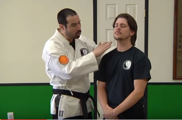 Check Out Amazingly Clear Instructional Video To Use Pressure Points On An Attacker Featured