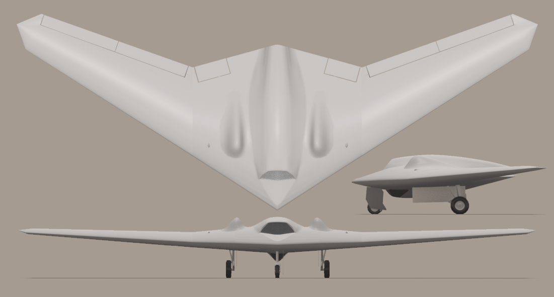 U.S. RQ-170 reportedly stolen by Iran in 2011