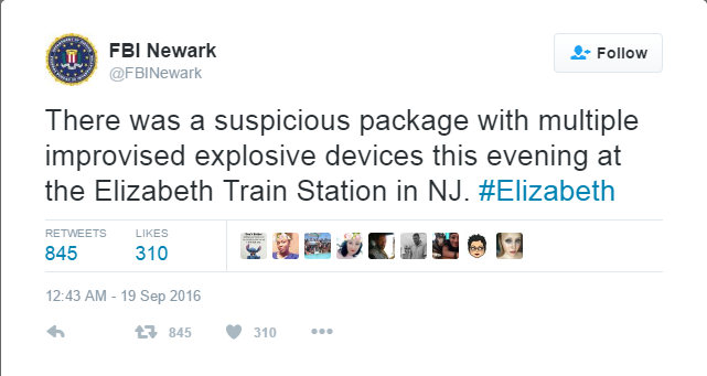 Rahami 1 - BREAKING: Police Release Photo Of NYC Bombing Suspect