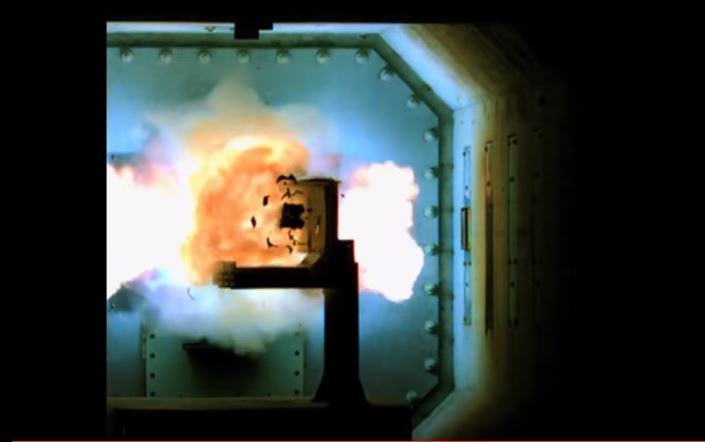 Railgun Action - A look into one of the most powerful assets of the US military's arsenal - the Navy's electromagnetic railgun