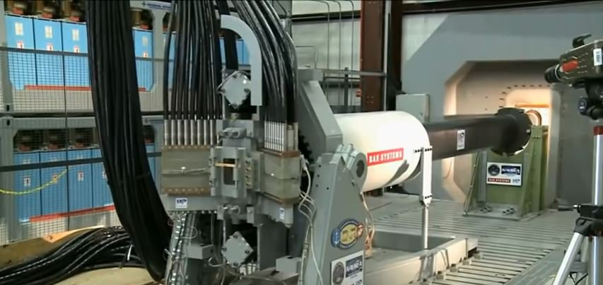 Railgun - A look into one of the most powerful assets of the US military's arsenal - the Navy's electromagnetic railgun