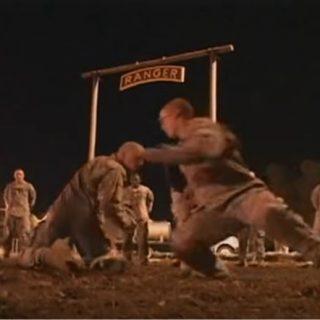 U.S. Army Combatives Training