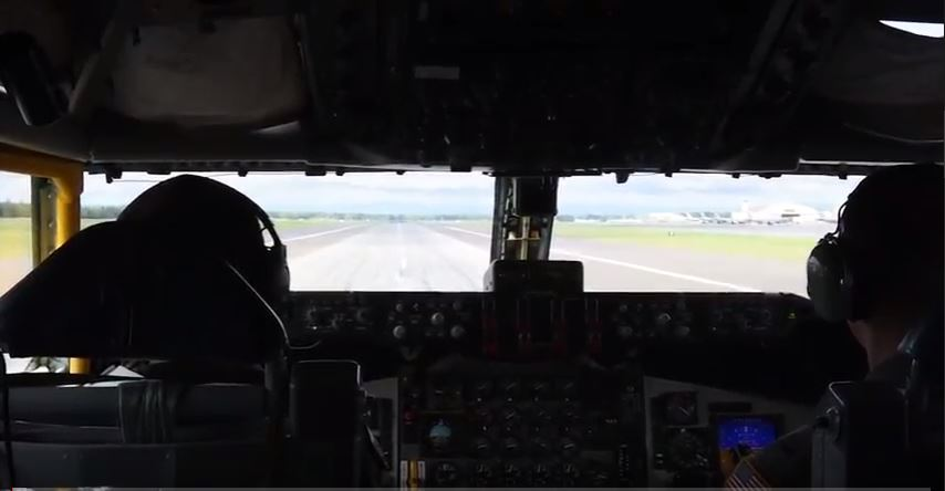 Red Flag Alaska Exercise - Watch the KC-135 Stratotanker aircrew perform aerial refueling operations for military aircrafts