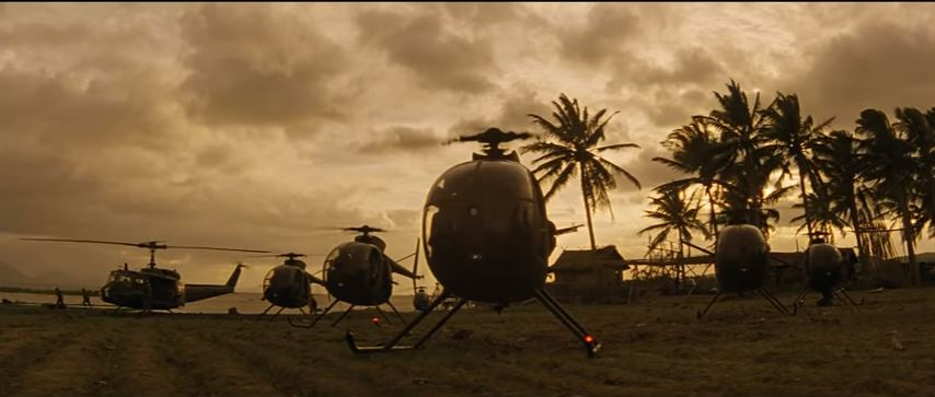 "Watch The Legendary ""Ride of the Valkyries"" Helicopter Scene From Apocalypse Now Featured"