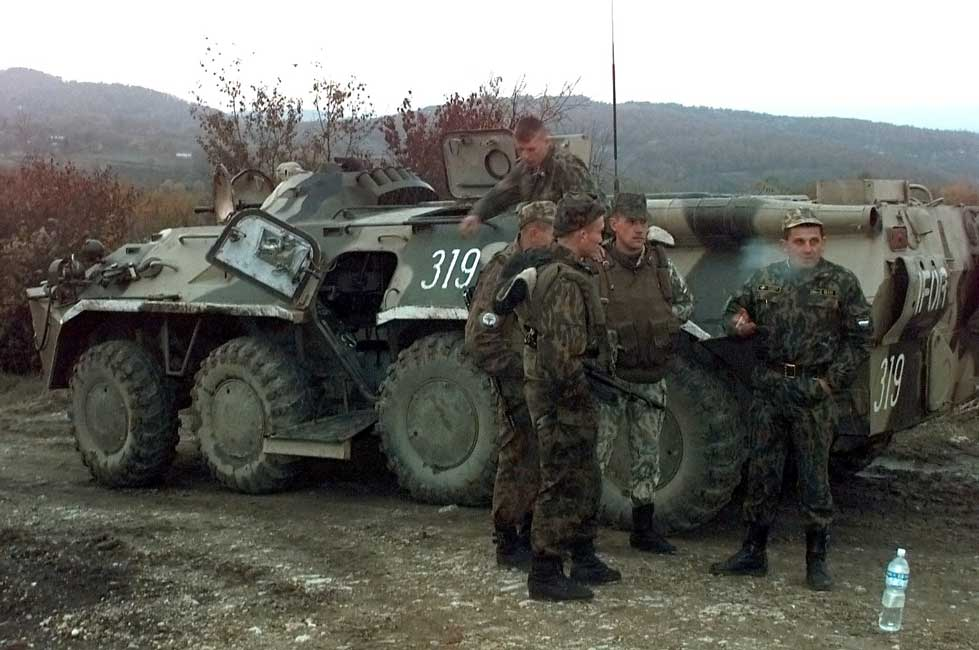 Russian Army Bosnia - BREAKING: Russia Accidentally Posts Secret Info Online That Admits Guilt To Lying About Troops in Ukraine