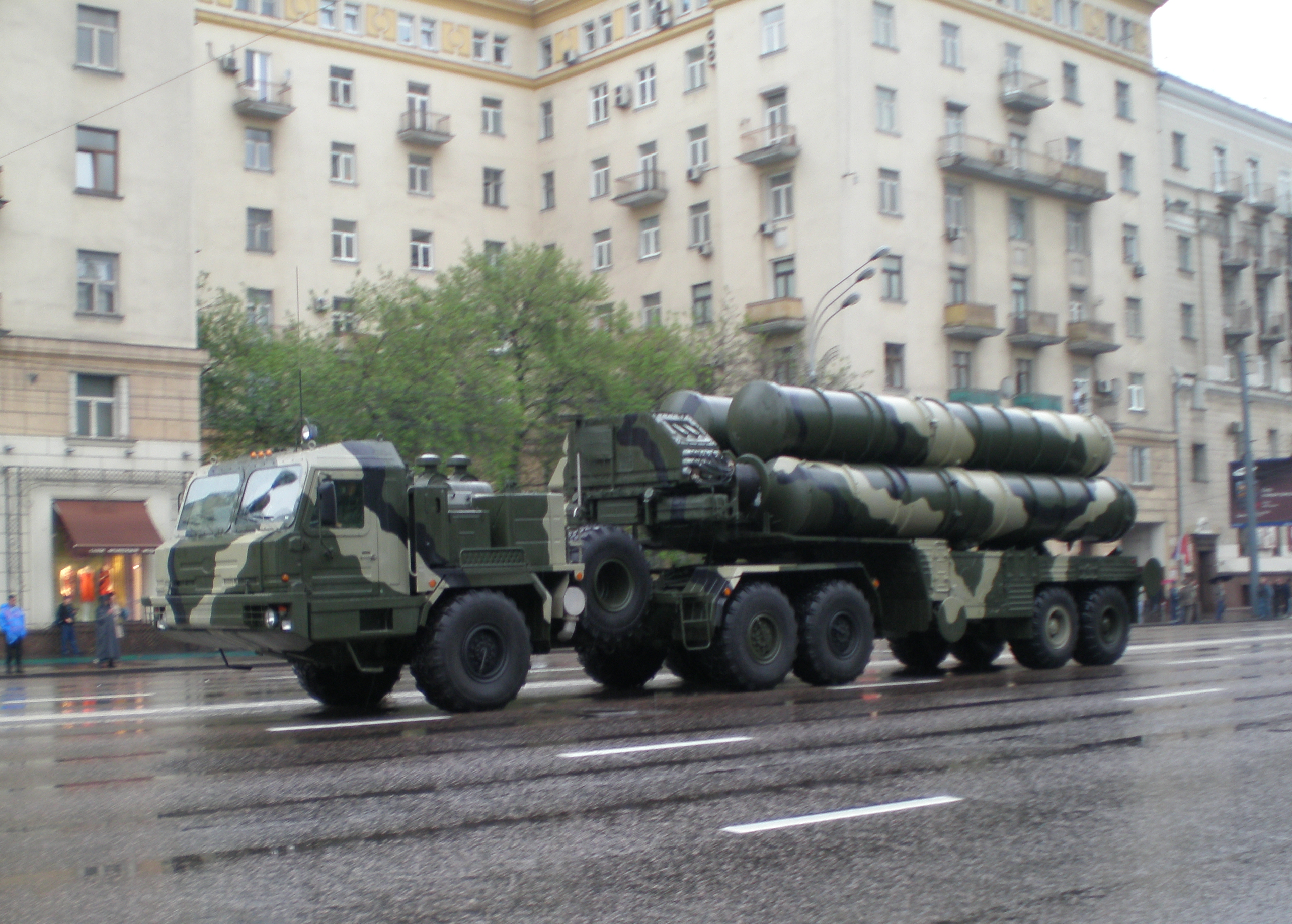 Tensions In Ukraine Rise As Russia Deploys New Air Defense System To Crimea Featured
