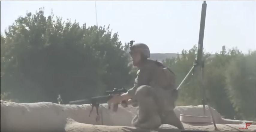 Watch British SAS & U.S. Marines Smoking A Taliban Patrol In Afghanistan Featured