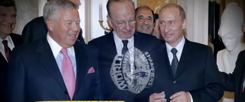 "Patriots Owner Wants ""Stolen"" Super Bowl Ring Back From Vladimir Putin Featured"