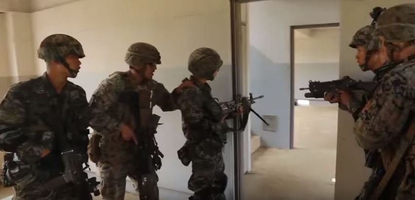 US & ROK Marine forces undergo intensive training in order to increase interoperability Featured