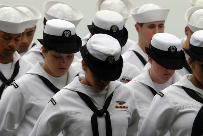 Sailors Suffer From Mystery Illnesses Featured